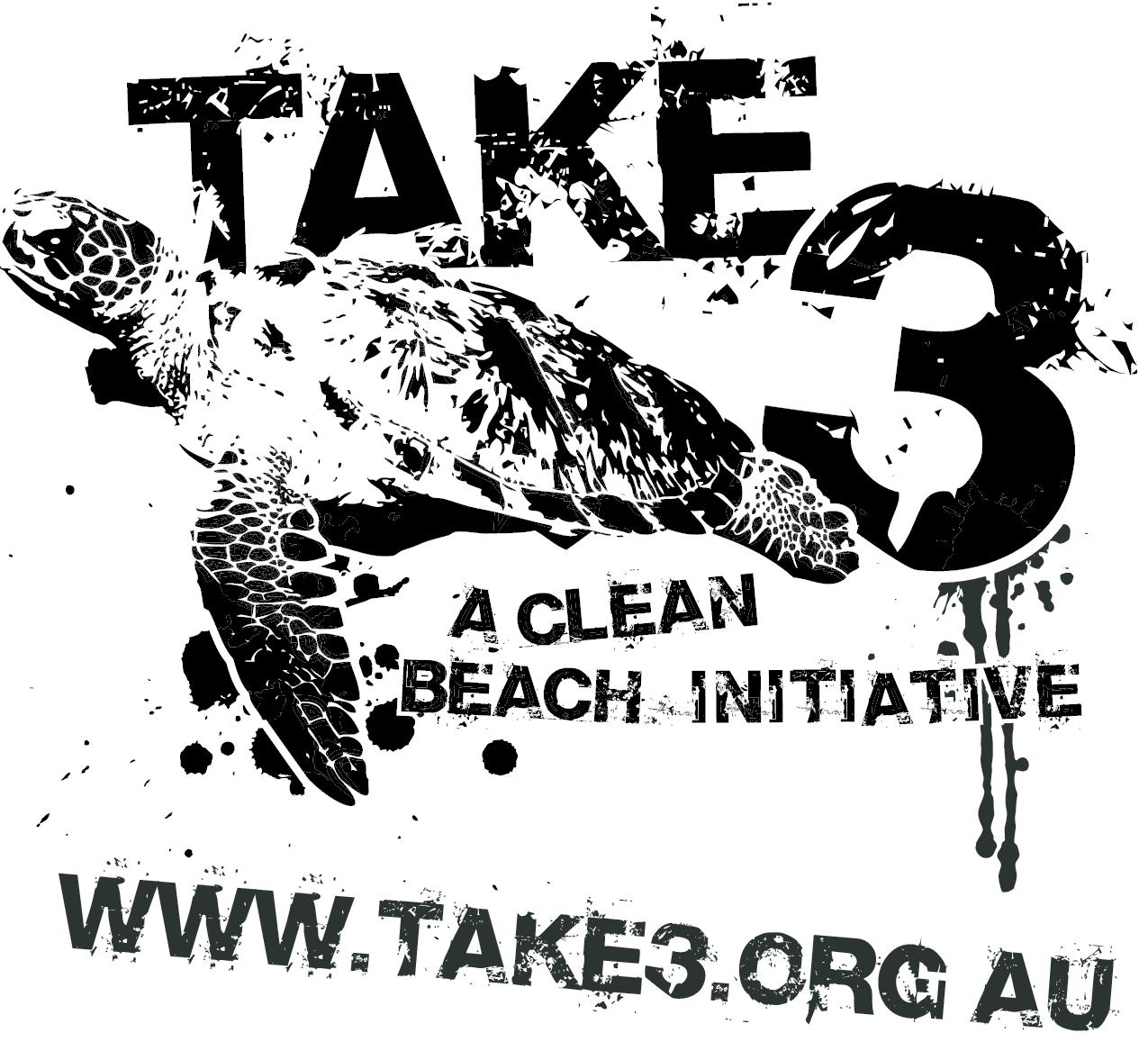 Take3 Logo